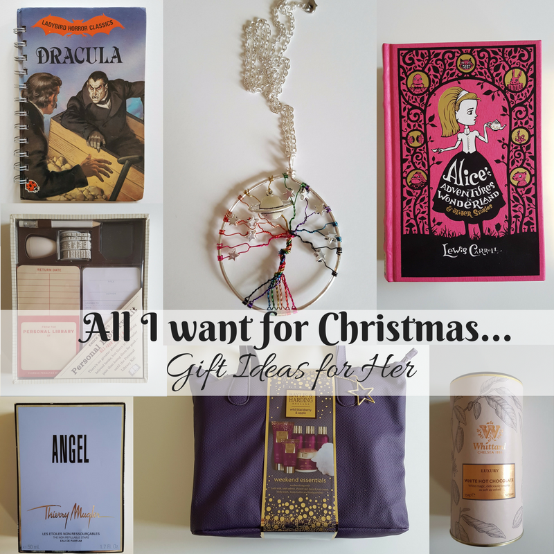 Gifts For Her For Christmas: All I Want For Christmas... Gift Ideas For Her